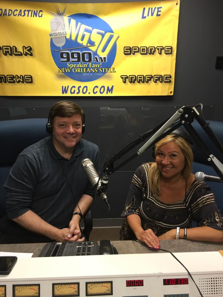 WGSO New Orleans radio interview May 201