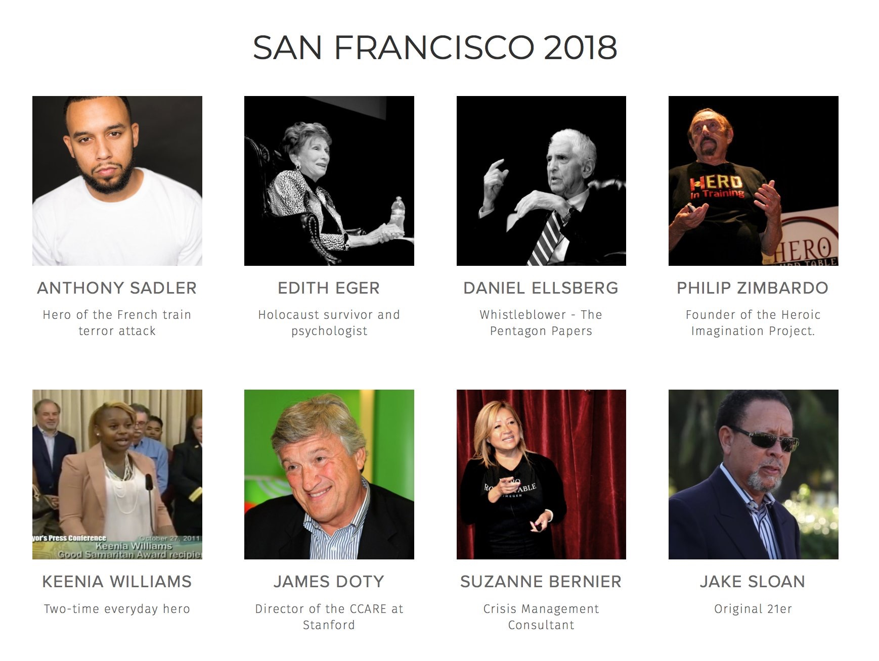Hero Round Table San Francisco 2018