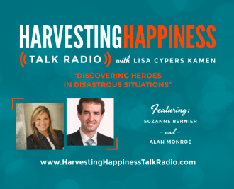 Harvesting Happiness interview