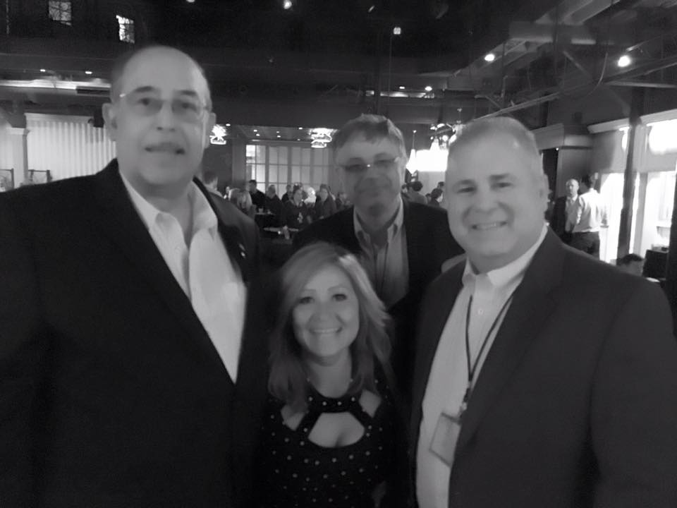 With General Russel Honore and Pat Santo