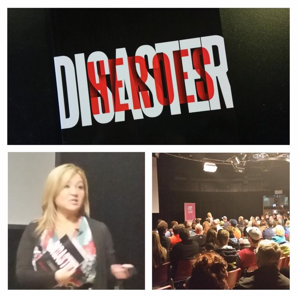 Disaster Heroes presentation Cambrian Co