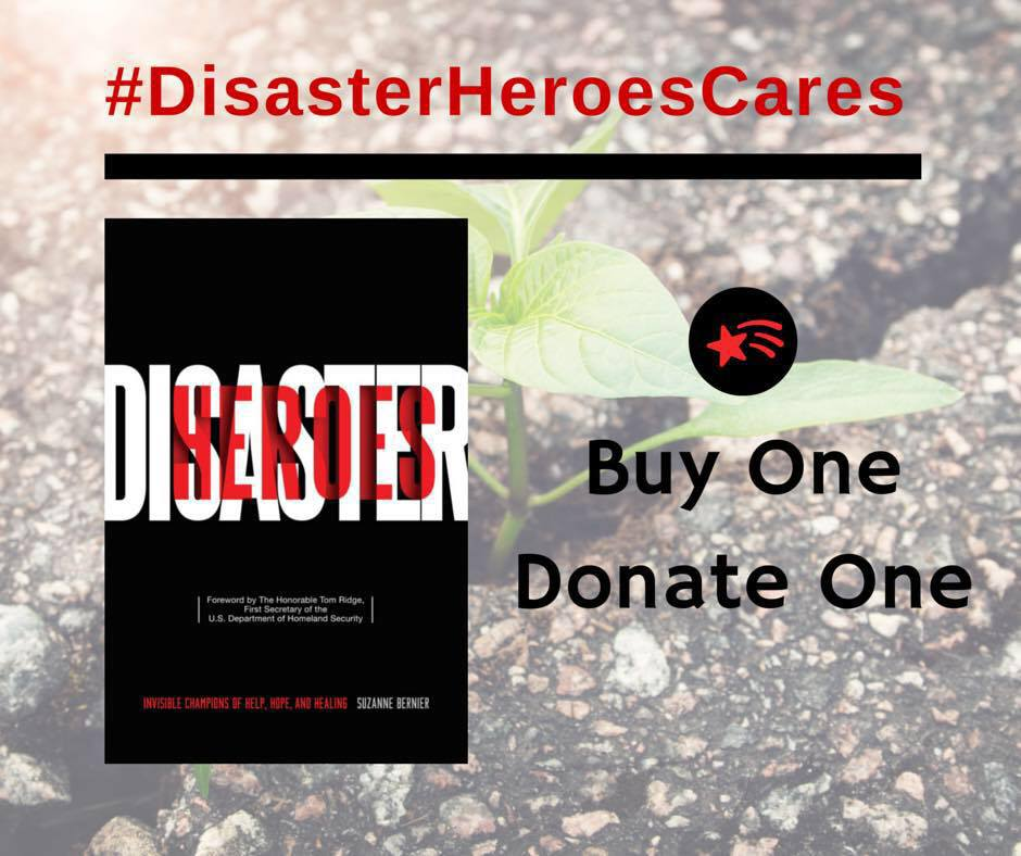 Disaster Heroes Cares
