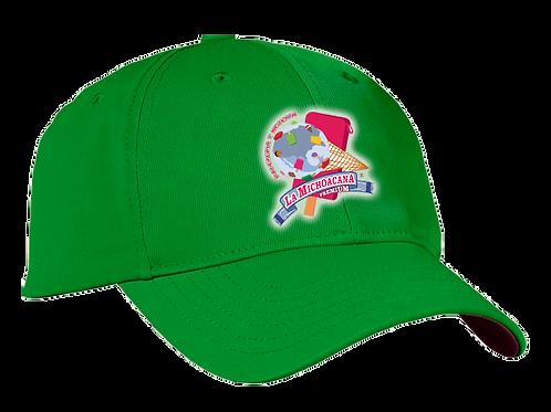 Gorra bordada con logotipo