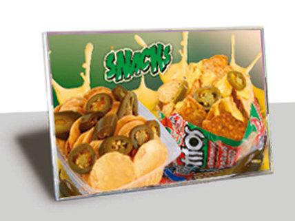 Cuadro standard 81X61  Snacks