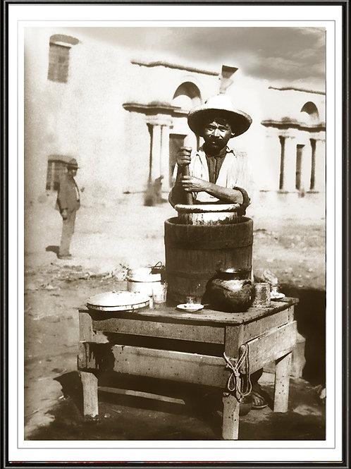 POSTER SIN LUZ 61X81 CM NEVERO 1910