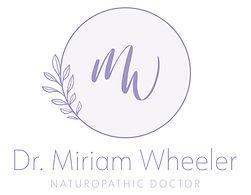 Dr. Miriam Wheeler 2021 Logo.jpg