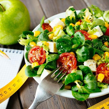 Diät Salat