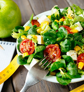 Ensalada de la dieta