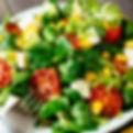 Smoothie, tervellinen, kokoustarjoilu, työpaikkaruokailu, salaattiannos