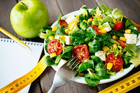 Диета салат