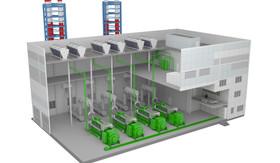 6 серия   Энергоцентры на базе Jenbacher   Москва