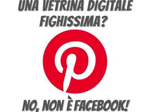 Una vetrina digitale fighissima? No, non è Facebook.