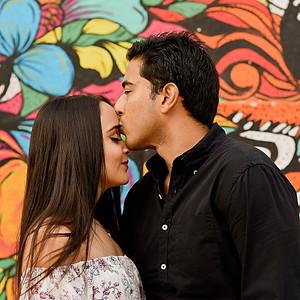 Cindy y Gabriel