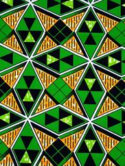 Wax diamant vert