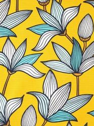 Fleurs Rousseau Jaune