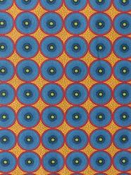 Batik Jaune Blé