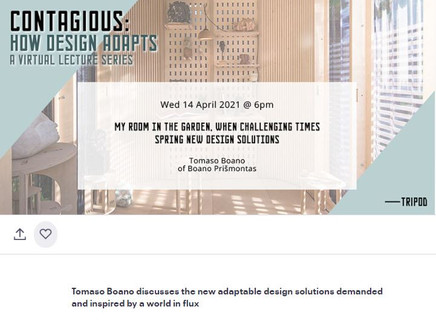 Contagious: a virtual lecture series