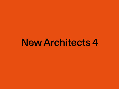 """""""New Architects 4"""" by The Architect Foundation"""