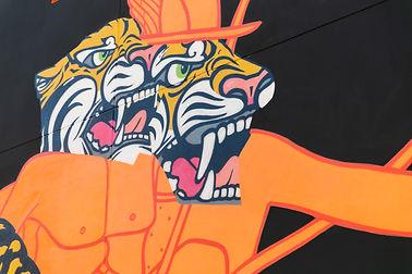 Urban Skills - Mural Fasim - Autor Foto