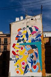 Urban Skills - Mural Nuria Mora - Autor