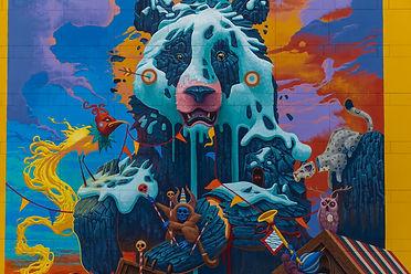 Urban Skills - Mural Dulk - Autor Foto J