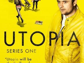 "Et recomanem una serie: ""Utopía"""
