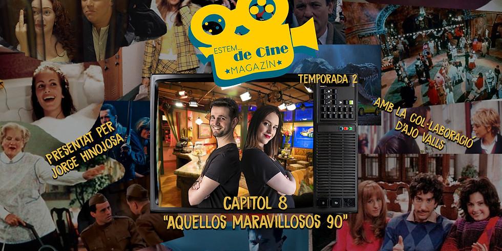 """""""ESTEM DE CINE"""" Temporada 2, capítol 8"""
