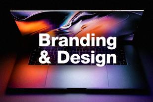 Alles um Branding und Grafik Design, von Web bis Print.