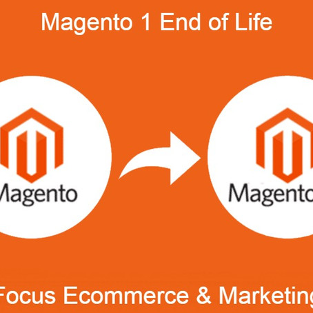 The End For Magento 1 Support