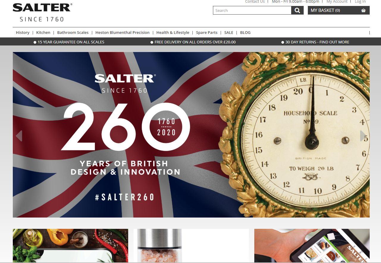 Salter Housewares