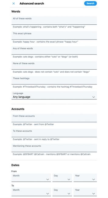 Social Media Monitoring Tool |  Focus Ecommerce and Marketing