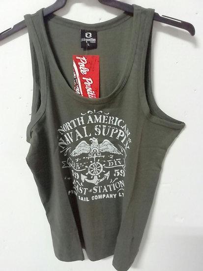 Camiseta Tirantes Urban Naval