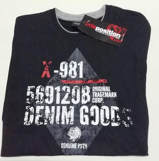 Camiseta algodón casual