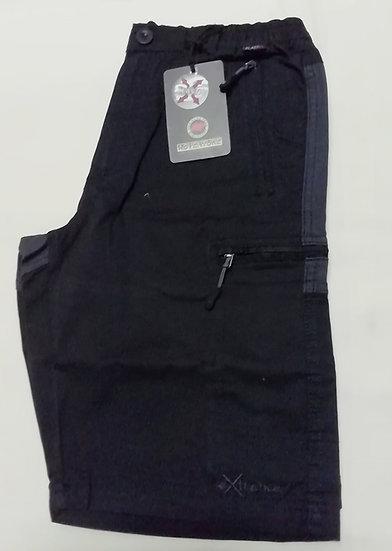 Pantalón corto algodón elástico