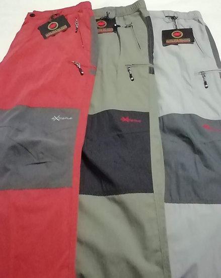 Pantalón algodón tela