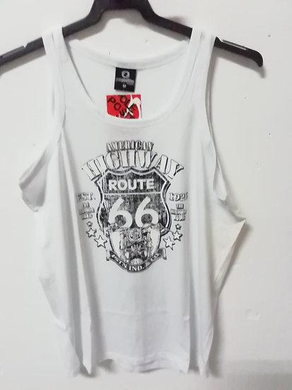 Camiseta Tirantes Urban Route 66