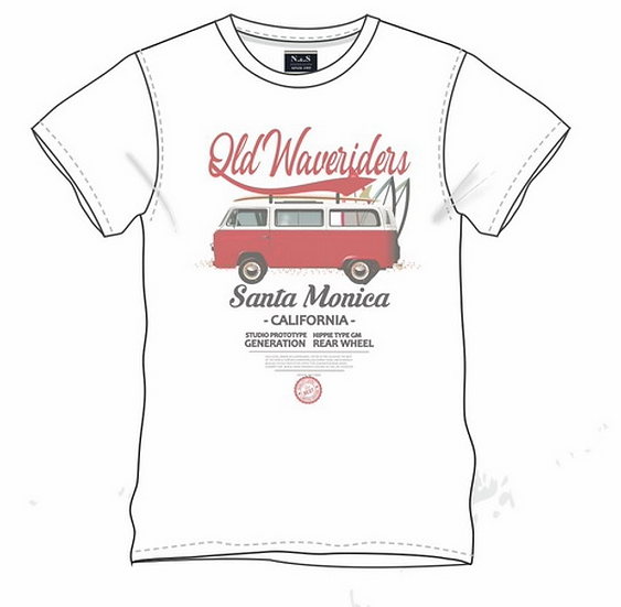 Camiseta RHEA