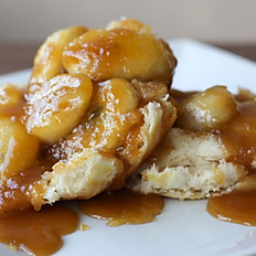 biscuit bananas foster