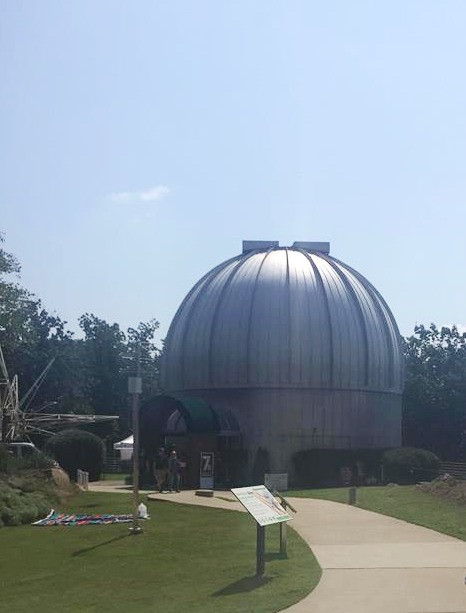 Daniel Observatory at Roper Mountain Science Center