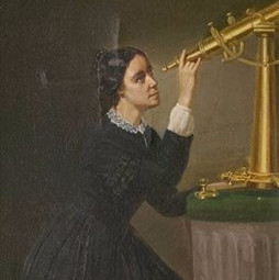Wonder Wednesday: Astronomer Maria Mitchell