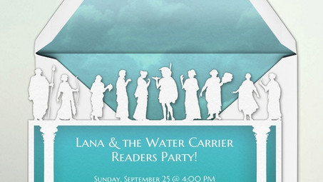 Readers Party This Weekend!