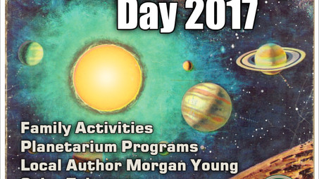 Join Me at Fernbank on Astronomy Day!