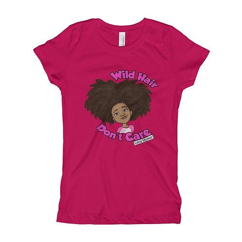 Wild Hair Don't Care T-shirt