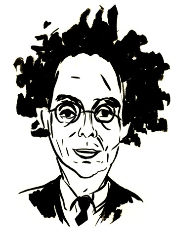 Malcolm Gladwell for The National of Abu