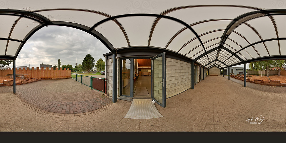 Visite Virtuelle Streetview Ecoles Somme-Leuze by Studio Maybe