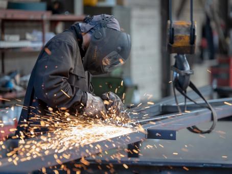 Reportage photos création site Louis Construction