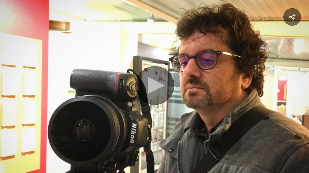 Reportage Ma Télé - Eric Bomal Photographe studio maybe