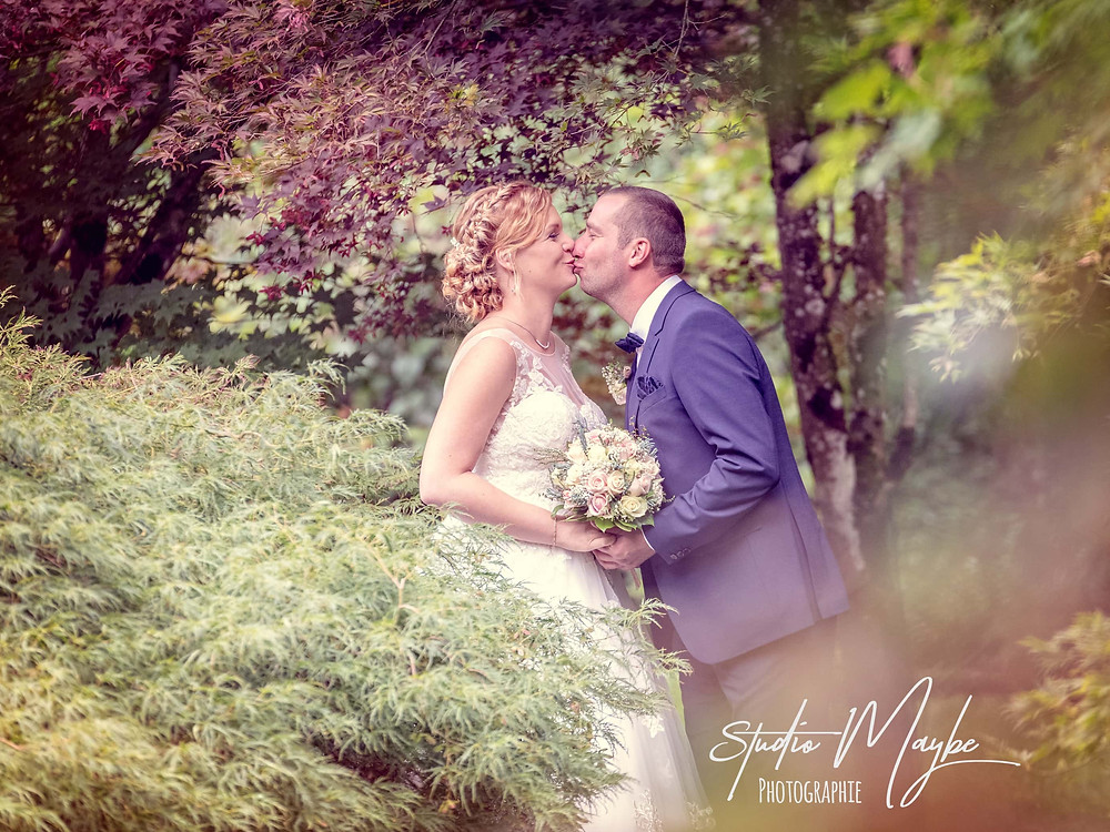 Reportage Mariage by Studio Maybe - Photographe Eric Bomal