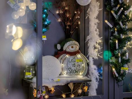 Création visite virtuelle du marché de Noël au Brico de Beauraing