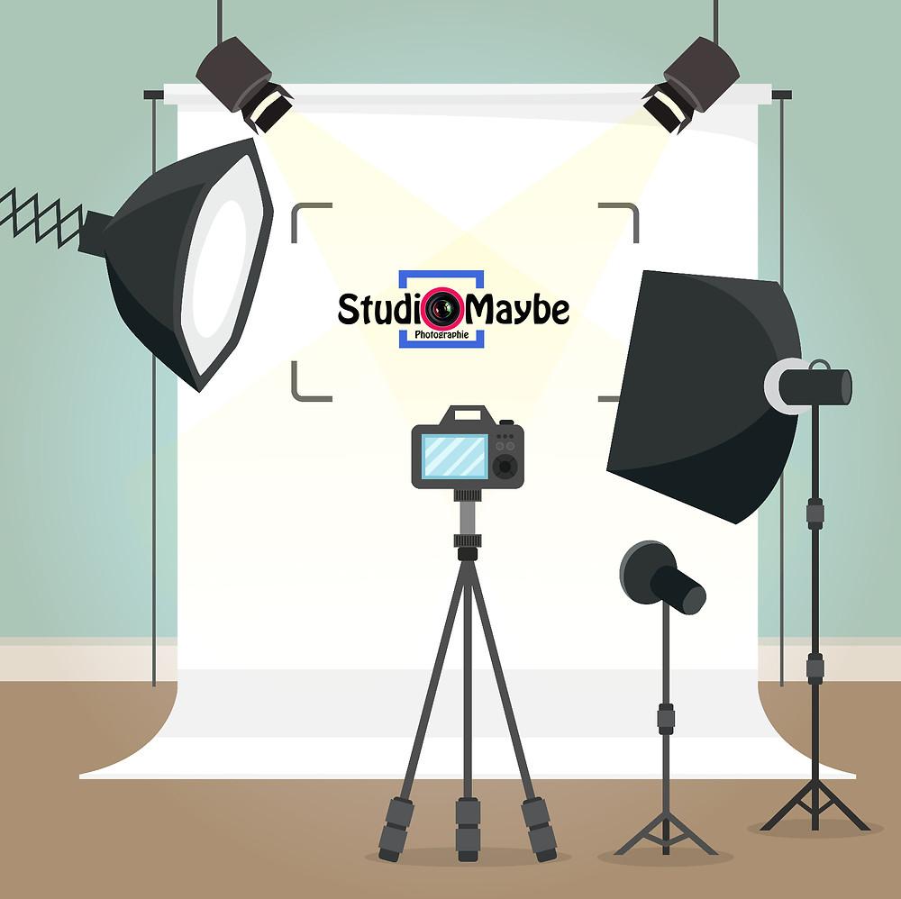 Photographe Studio Maybe - Eric Bomal